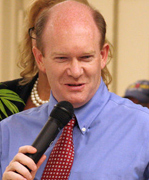 Sen COONS CHRISTOPHER